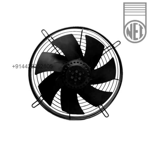 18 inch single phase round framed Hi cool Axial fan AC