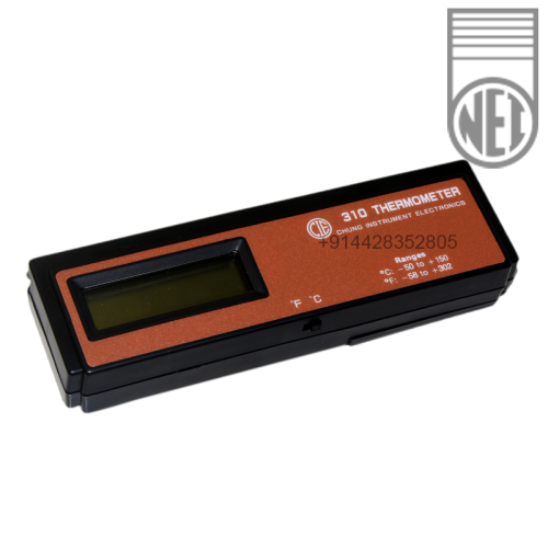 310 digital thermometer with LCD display